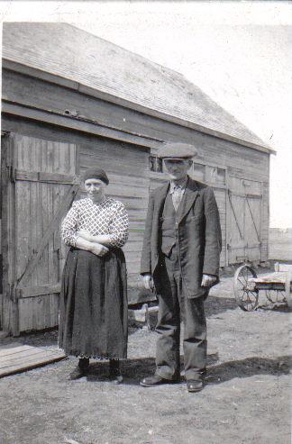 Gramma & Grampa Guenther