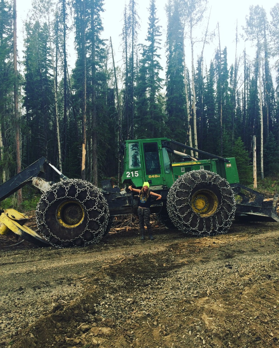 Behind Closed Doors of a Skidder: Part One of Eight - July/August